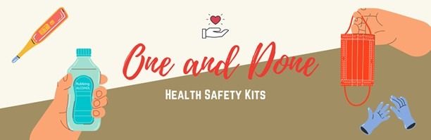 One and Done! Health Safety Kits
