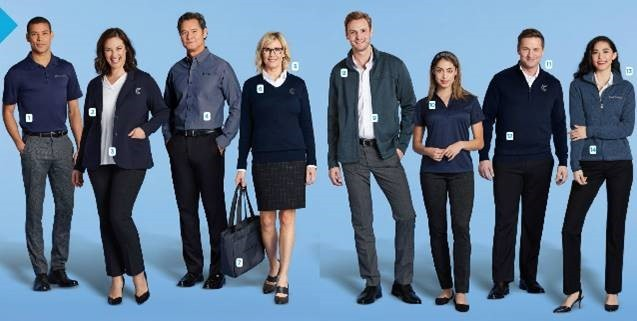 How to Create A Business Uniform Your Team Will Love