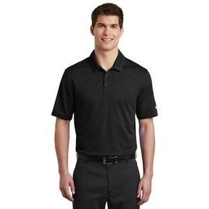 Nike Dri-Fit Hex Textured Polo Shirt