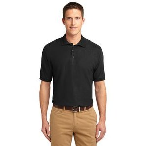 Port Authority® Silk Touch™ Tall Polo Shirt