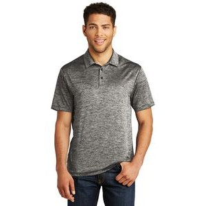 Sport-Tek® PosiCharge® Electric Heather Polo Shirt