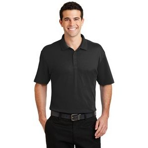 Port Authority® Silk Touch™ Interlock Performance Polo Shirt
