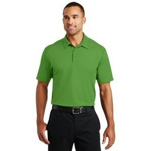 Port Authority® Pinpoint Mesh Polo Shirt