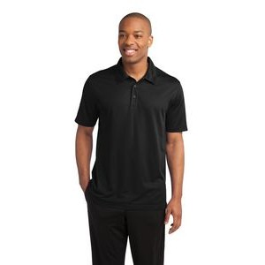 Sport-Tek® Active Posicharge® Active Textured Polo Shirt