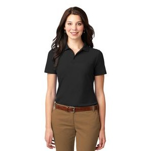 Port Authority® Ladies Stain-Resistant Polo Shirt