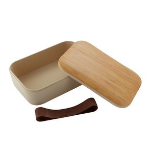 Organic - Bamboo lunch box