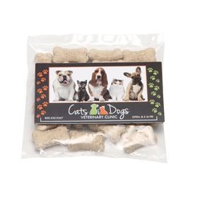 Mini Dog Bones in Bag with BC1
