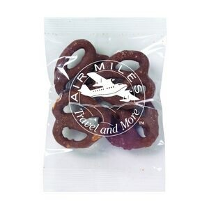 Promo Snax - Chocolate Covered Pretzels (.5 Oz.)