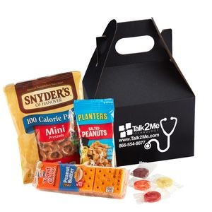 Doctor's Bag with Snacks