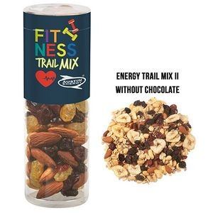 Healthy Snax Tube w/ Energy Trail Mix II (Small)
