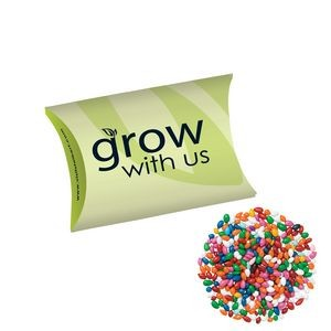 Mini Pillow Box - Chocolate Covered Sunflower Seeds (Gemmies®)