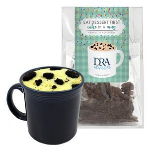 Mug Cake Tote Box - Cookies & Cream Cake