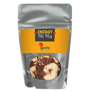 Resealable Pouch w/ Energy Trail Mix II