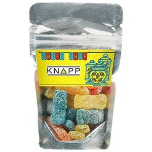 Resealable Clear Pouch w/ Sour Patch® Kids