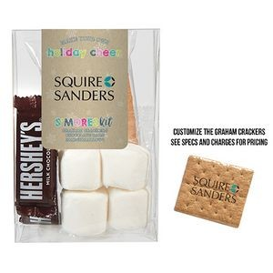 S'mores Kit Tote Box