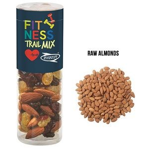 Healthy Snax Tube w/ Raw Almonds (Small)