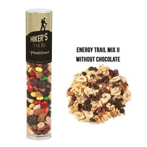 Healthy Snax Tube w/ Energy Trail Mix II (large)