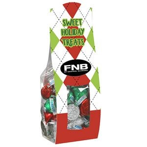 Candy Desk Drop w/ Hershey's® Holiday Kisses (Large)