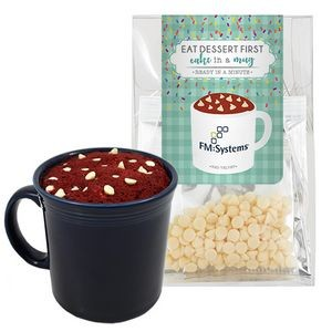 Mug Cake Tote Box - Red Velvet Cake