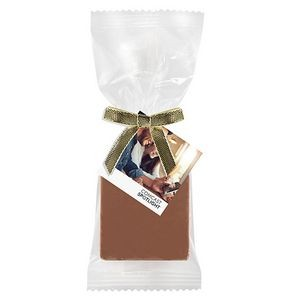 Bite Size Belgian Chocolate Square Gift Bag