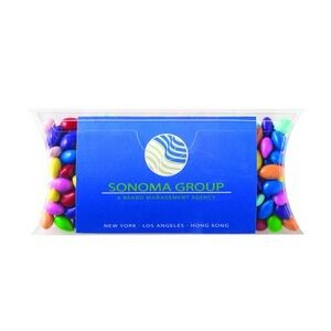 Pillow Case with Business Card Slot - Chocolate Covered Sunflower Seeds (Gemmies®)
