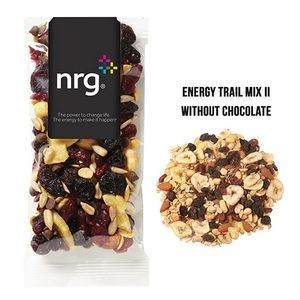 Healthy Snack Pack w/ Energy Trail Mix II (Medium)