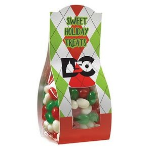 Candy Desk Drop w/ Holiday Gourmet Jelly Beans (Small)