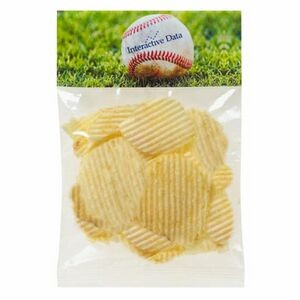 Potato Chips in Header Bag (1 Oz.)