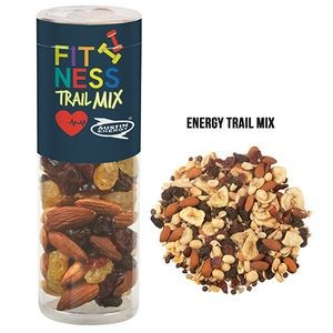 Healthy Snax Tube w/ Energy Trail Mix (Small)