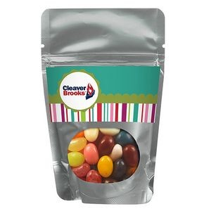 Resealable Window Pouch w/ Gourmet Jelly Beans