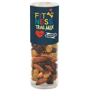 Healthy Snax Tube w/ Fitness Trail Mix (Small)