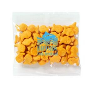 Promo Snax - Cheddar Flavor Goldfish® Crackers (.5 Oz.)