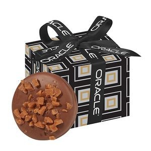 Chocolate Covered Oreo® Favor Box - Toffee Bits