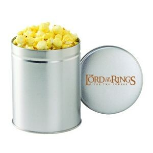 Round Tin (Quart) - Butter Popcorn