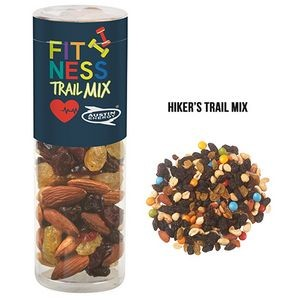 Healthy Snax Tube w/ Hiker's Trail Mix (Small)