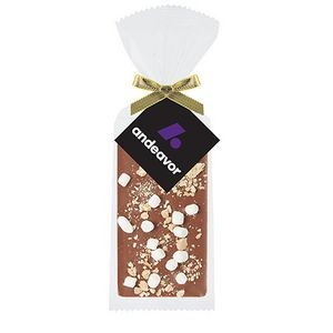 Belgian Chocolate Bar Gift Bag - S'mores