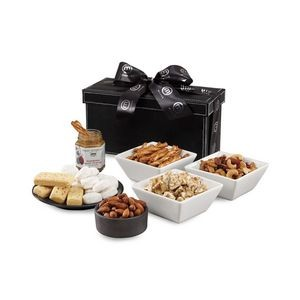 Executive Edge Gourmet Keepsake Box Black