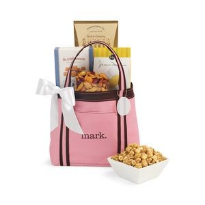 Piccolo Grab N' Gourmet Treats Tote Pink