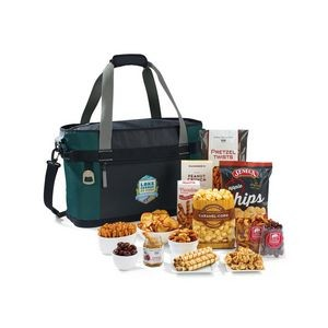 Deep Forest Green Dumont Team Celebration Gourmet Cooler