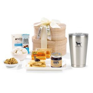 Day Break Gourmet Gift Set Grey
