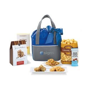 Royal Blue Dover Delights Snack Pack Cooler