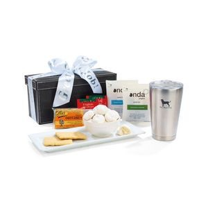 Silver Take A Break Gift Set Silver