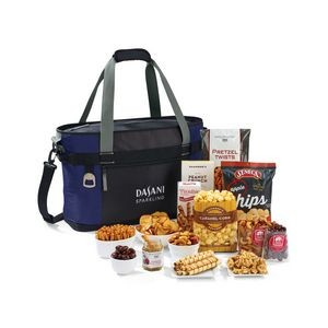 Navy Blue Dumont Team Celebration Gourmet Cooler