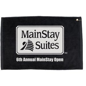 "16"" x 25"" Hemmed Color Towel"
