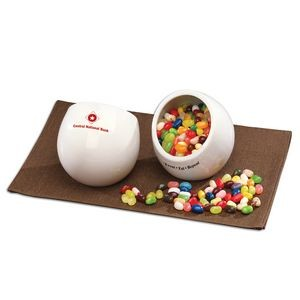 Treat • Eat • Repeat Dish with Jelly Belly® Jelly Beans