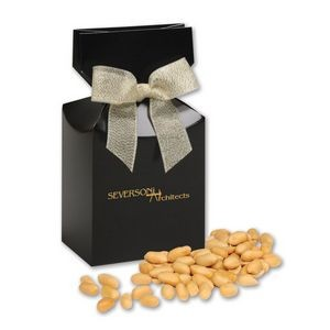 Choice Virginia Peanuts in Black Gift Box