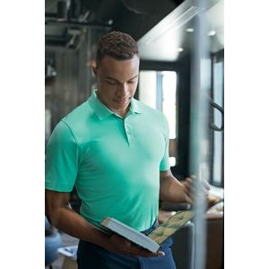 Cutter & Buck DryTec Forge Performance Polo Tailored Fit