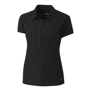 Perforated Polo Short Sleeve