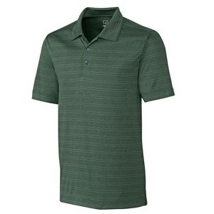 Interbay Melange Stripe Polo